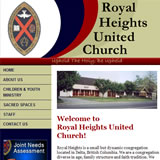 Royal Heights United Church company